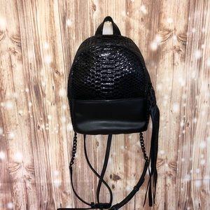 NEW! Victoria's Secret Mini Python Backpack